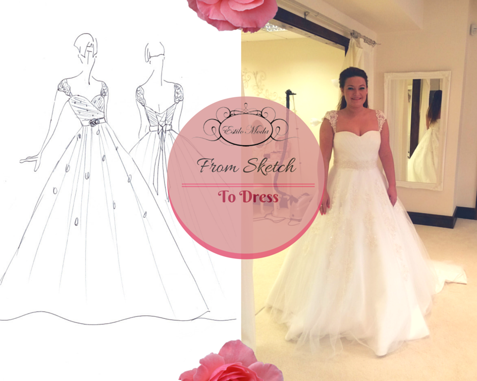 Wedding Dress Design - Estilo Moda Bridal Wedding Dresses Milton Keynes, London, Northampton, Bedford
