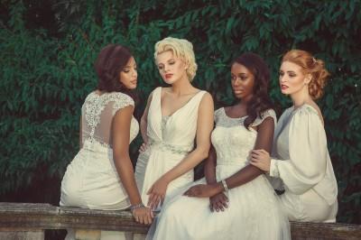 Estilo Moda Bridal affordable luxury designer wedding dresses milton keynes, london, stunning lace satin designs
