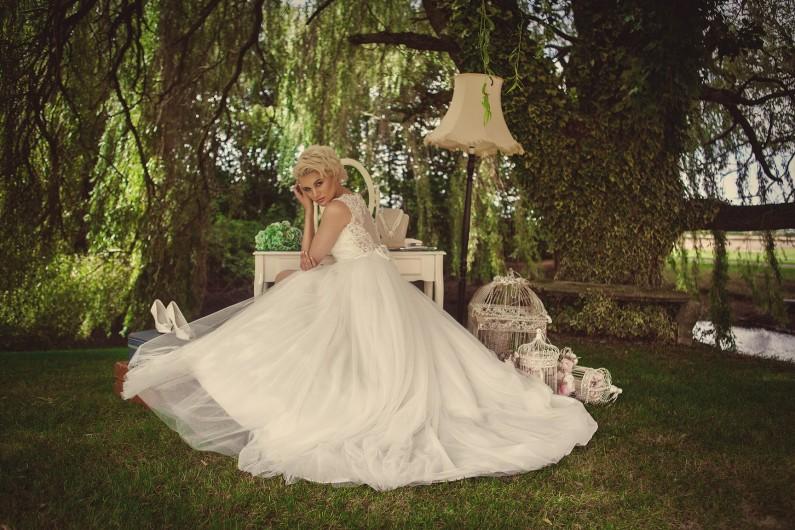 Bridezilla Quiz Featuring Evie Wedding Dress - Jadé Bridal Collection - Estilo Moda Bridal Milton Keynes