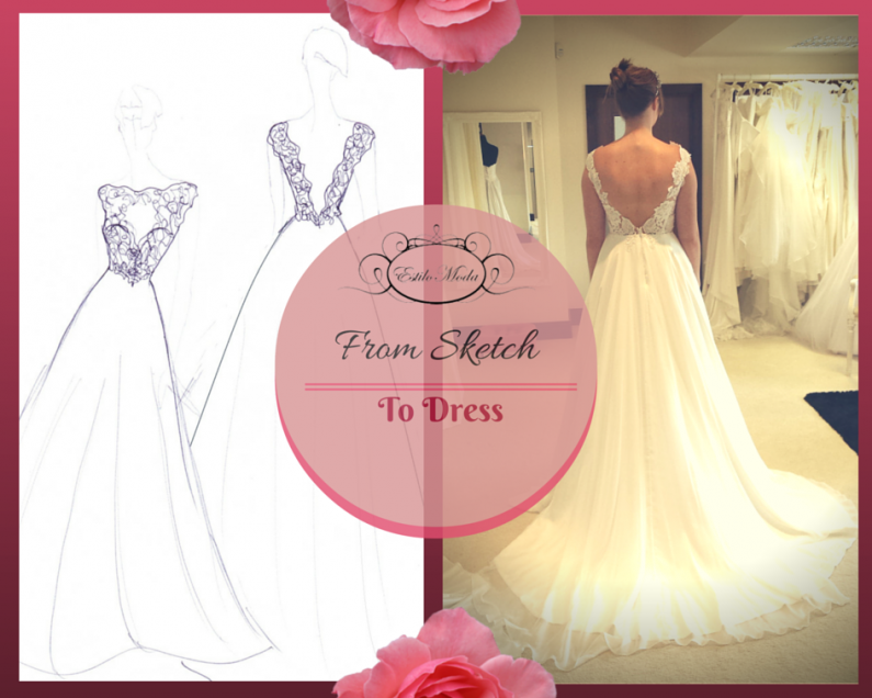 The pefect wedding dress, Estilo Moda Bridal Reviews