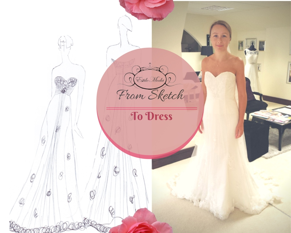 Wedding Dress Design - Estilo Moda Bridal  - Wedding Dresses Milton Keynes