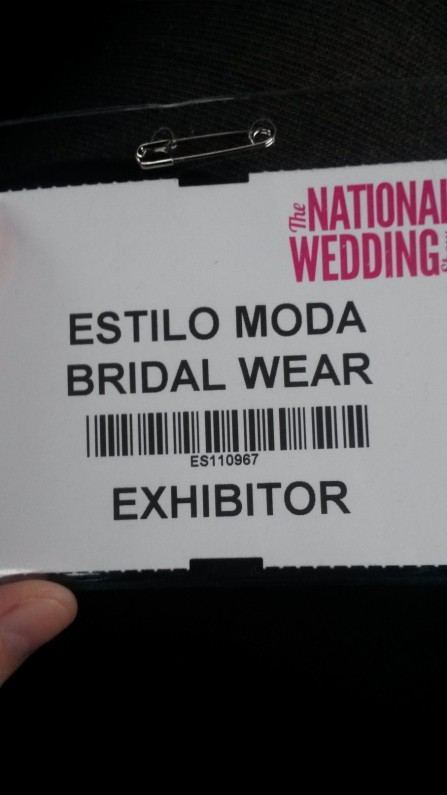 The National Wedding Show Birmingham NEC - Estilo Moda Bridal