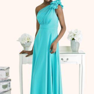 Estilo Moda Bridesmaid Dresses Milton Keynes One Shoulder Chiffon Bridesmaid Dress