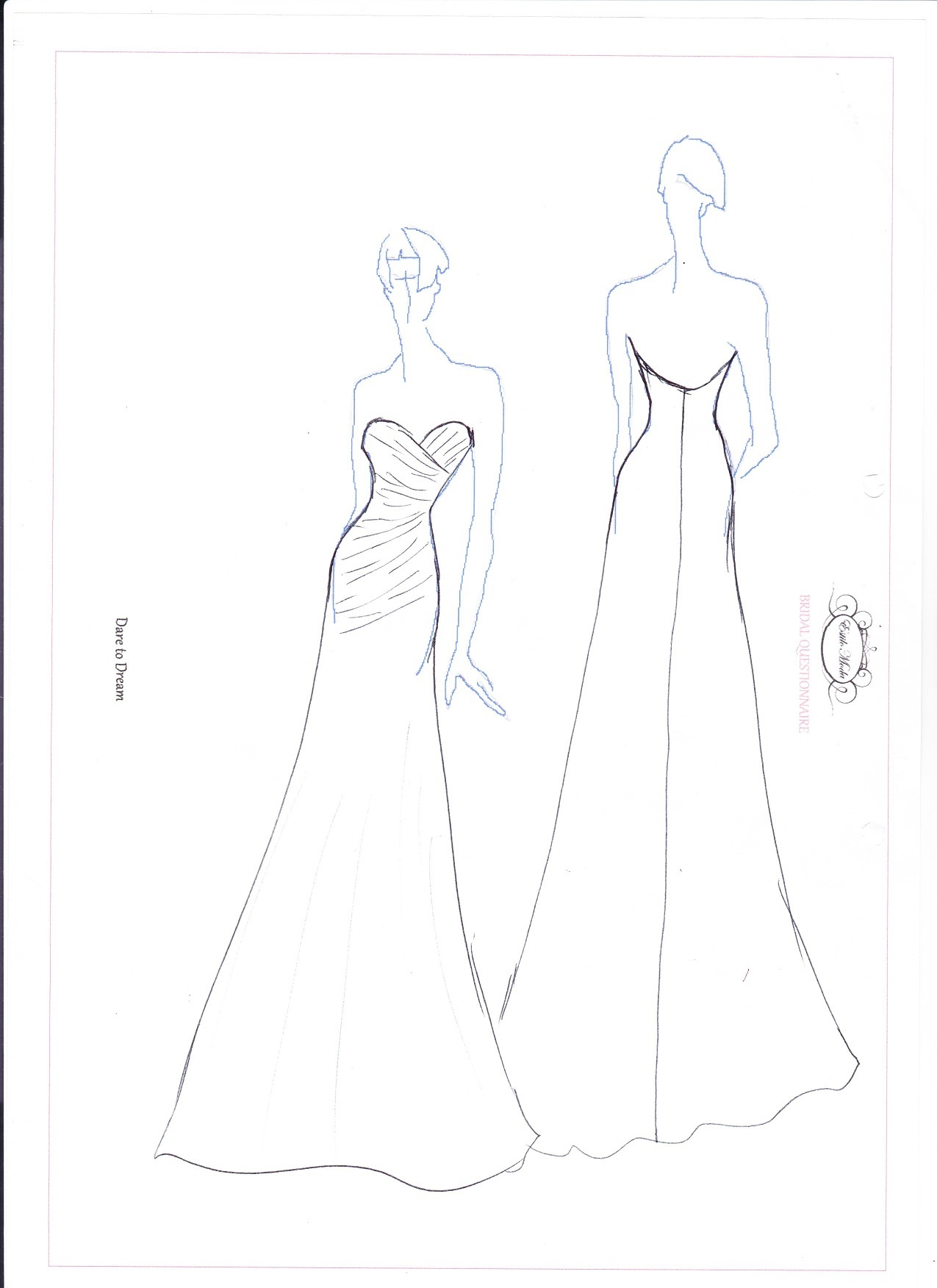 Wedding Dresses For Different Shapes : Bridal wear woes bridesmaid dresses for different shapes and sizes