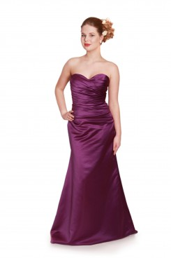 Christina Lace And Chiffon Bridesmaid Dress