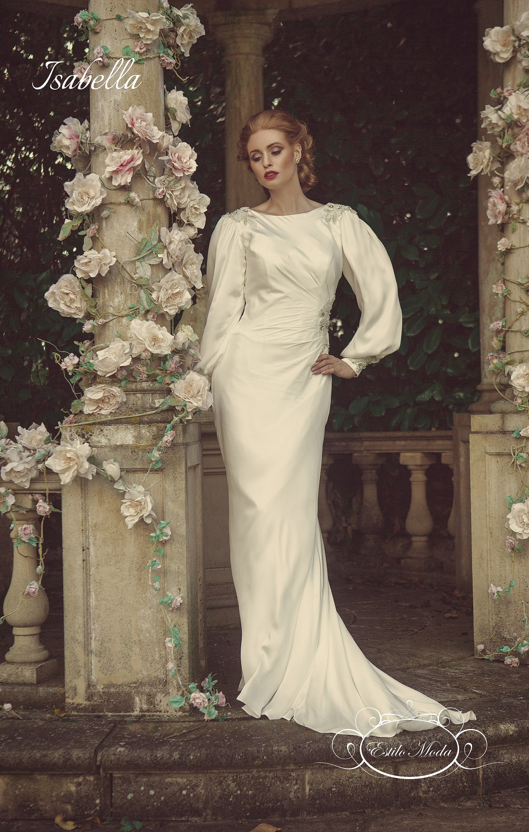 Isabella great gatsby wedding dress design for The great gatsby wedding dresses